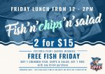 free fish friday