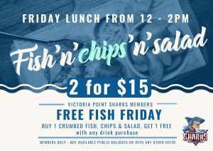 free fish friday
