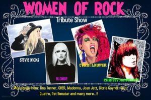 Women of Rock tribute Show