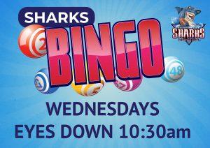 Sharks Bingo