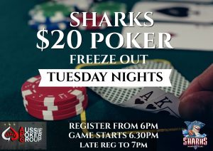 Tuesday Night Poker