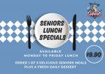 Seniors Lunch Specials