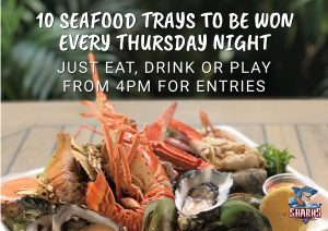 Seafood Tray Giveaway