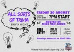 all sorts of trivia