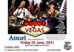 A Night in Vegas Dinner Show